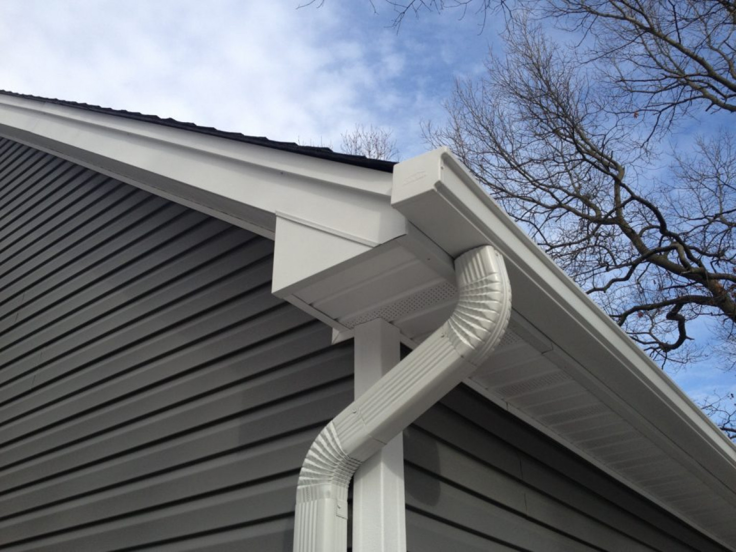 Why is a well-designed gutter system so important?